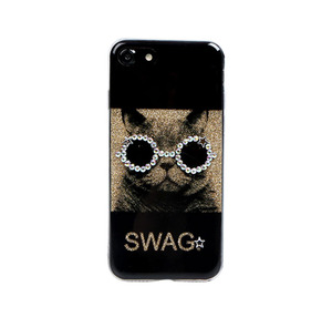 swag cat 케이스 For iPhone아이몰
